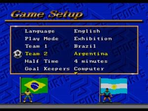 Que tal um clássico Brasil x Argentina?