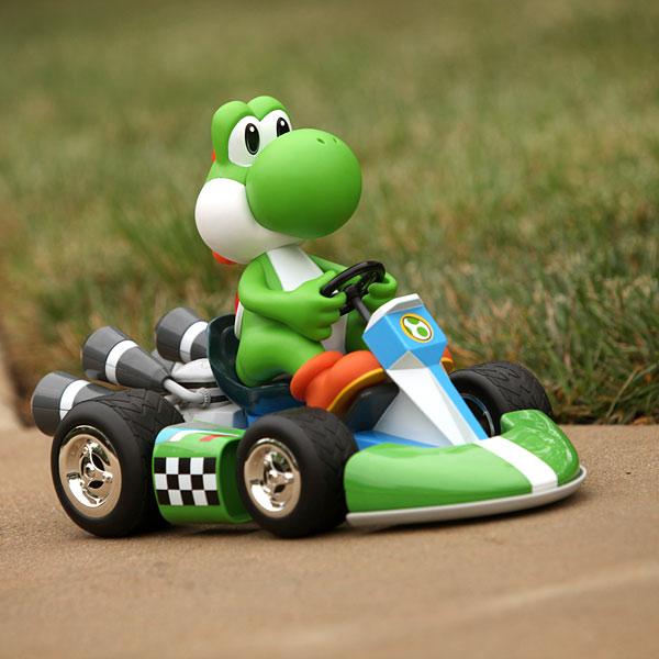 Super Deluxe Mario RC Cars - Yoshi