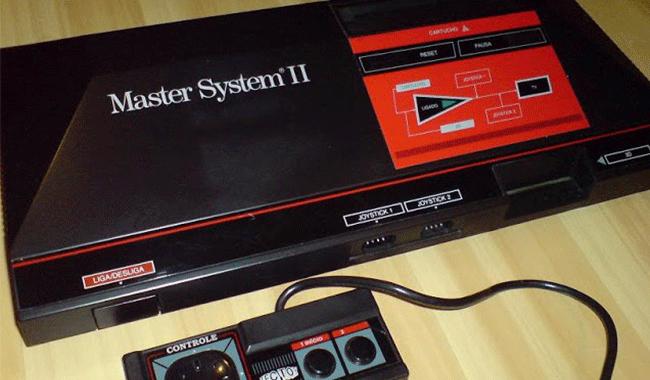 Master System II (Brasil)