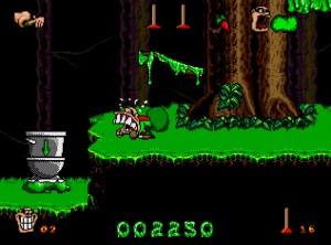 Boogerman Mega Drive