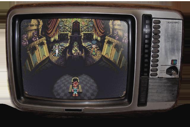 Lendas dos Games - Chrono Trigger reconta a Bíblia