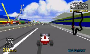 32X Virtua Racing Deluxe