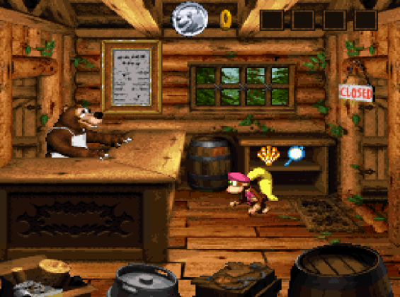 Donkey Kong Country 3 (1996)