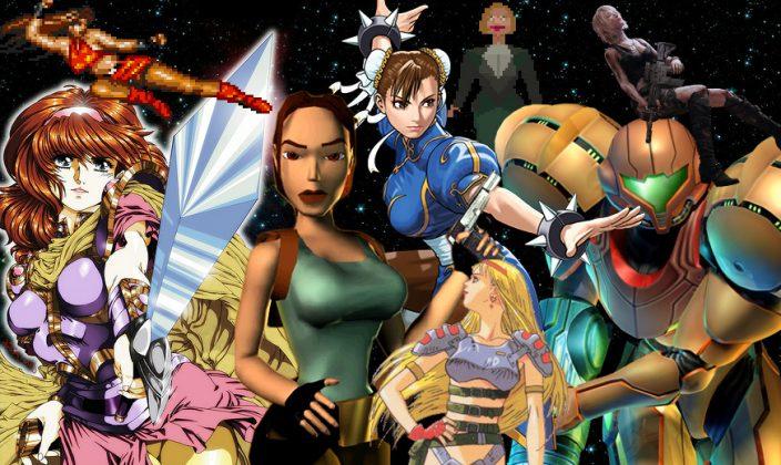 Mulheres Protagonistas em Games