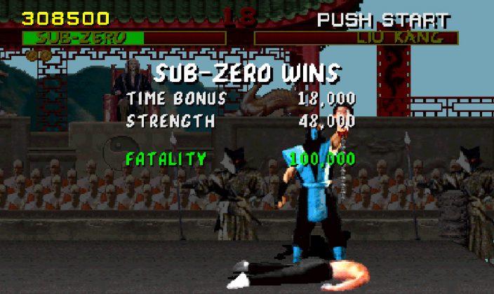 Mortal Kombat (1992)