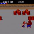 Double Dragon (Master System) - Fase 1 Abobo