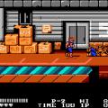 Double Dragon (NES) - fase 2