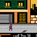 Double Dragon (NES) - inicio