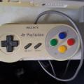 Sony + Nintendo SuperDisc (Play Station) - controle