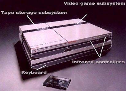 Nintendo AVS projeto