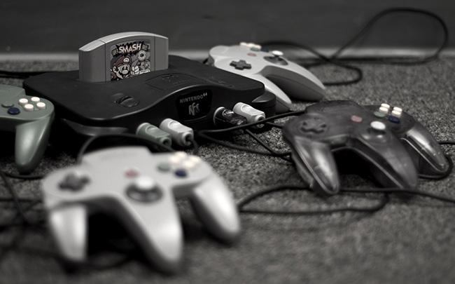 Nintendo-64