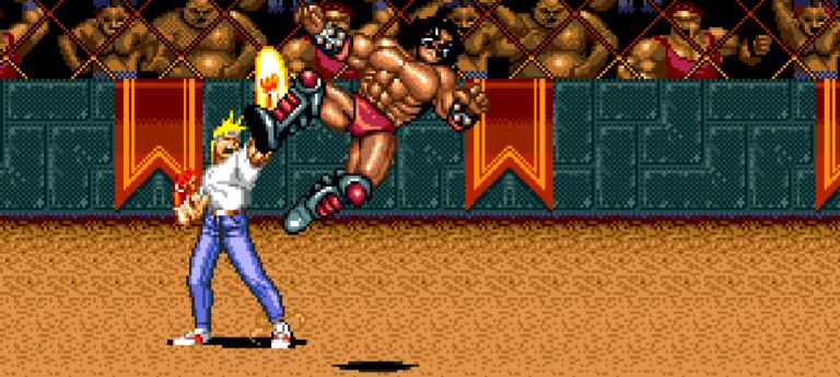 Streets of Rage 2 (Mega Drive)