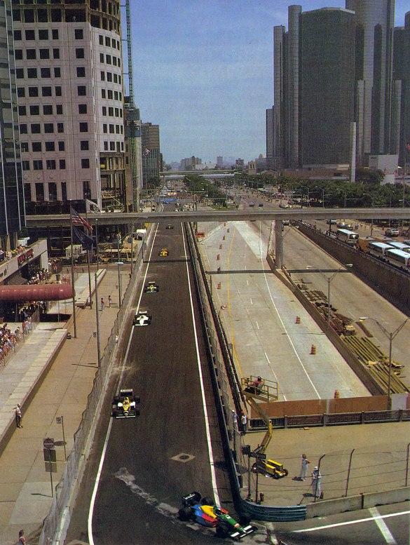 Detroit F1 1988