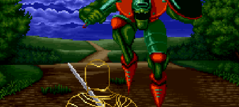Crossed Swords (Neo-Geo)