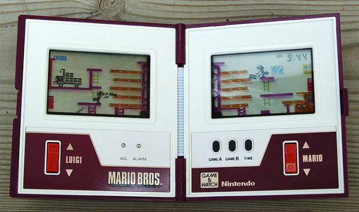 Game & Watch Mario Bros.