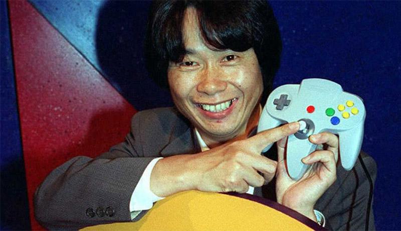 As ideias de Miyamoto no Nintendo 64 influenciaram quase todos os games 3D posteriores.