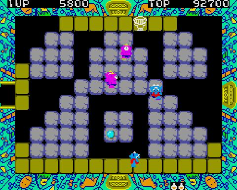 Pit Pot, Master System.