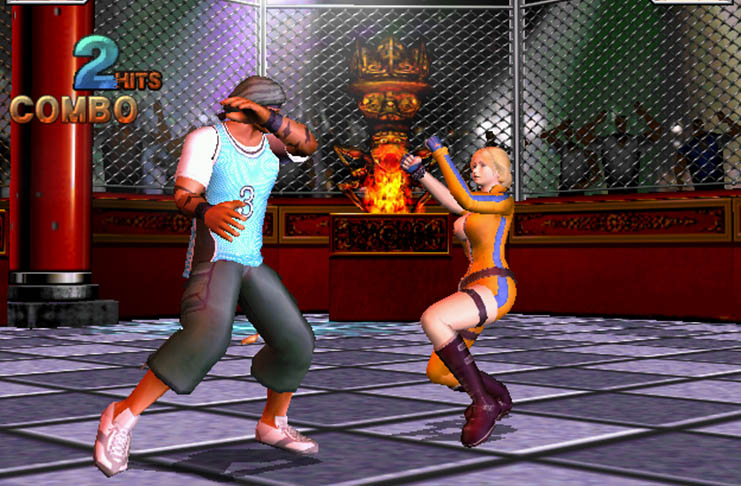 Jingi Storm – The Arcade (arcade)