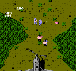 Ikari Warriors para o NES