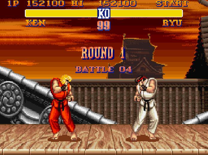street fighter 2 snes