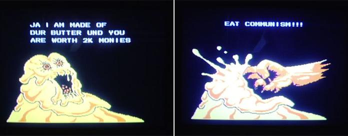 dur butter eat communism bio ape