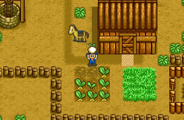 Harvest Moon (Super Nintendo)